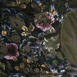 Moon Collection Dresses - Velvet Fitted Dress